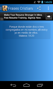 Frases Cristianas- screenshot thumbnail