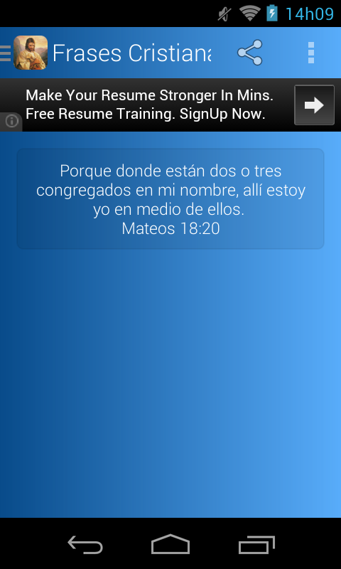 Frases Cristianas- screenshot