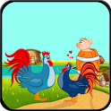 Crazy Chicken Run : Mad Game icon