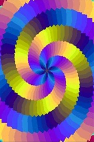 Hypnotic Mandala -Hypnosis LWP - screenshot