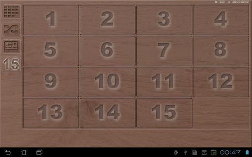 15写真のパズル