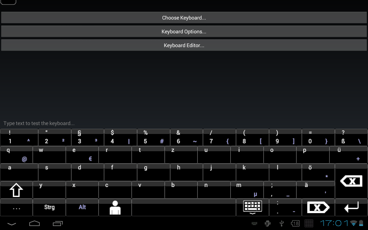 Hacking & Developing Keyboard- screenshot