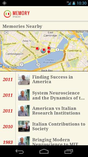 【免費旅遊App】Memory Traces-APP點子
