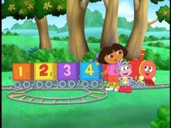 Dora Helps the Birthday Wizzle