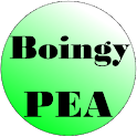 Bounce the Pea logo