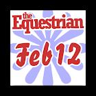 The Equestrian February 2012 icon