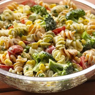 Southwestern Ranch Pasta Salad