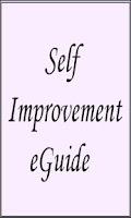 Screenshot of Self Improvement eGuide