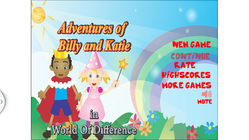 Kids World Of Spot Difference