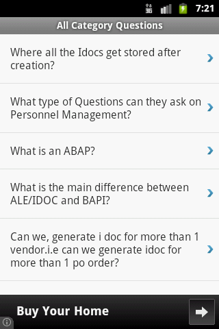 【免費教育App】SAP (Systems, App, Products)-APP點子