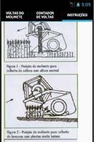 Screenshot of Regulagem de colhedora