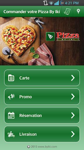 Pizza Pro ByIki