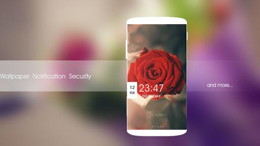 Rose Valentine 2015 Lockscreen
