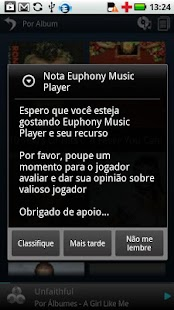 Portuguese Language Euphony MP- screenshot thumbnail