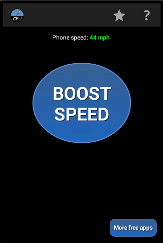 Speed Booster - faster phone- screenshot