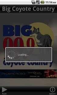 The Big 99.9 Coyote Country - screenshot thumbnail