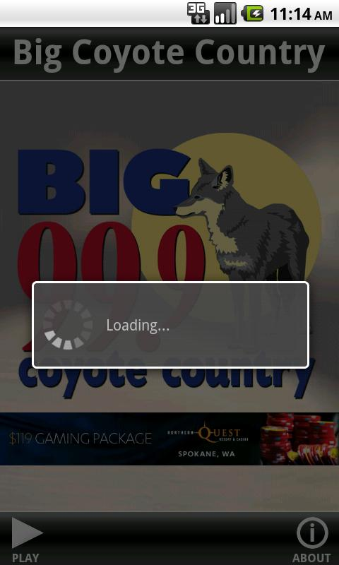 The Big 99.9 Coyote Country - screenshot
