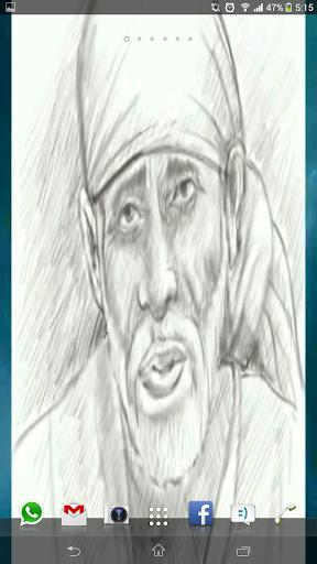 Sai Baba of Shirdi- Sketches