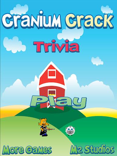 【免費解謎App】Cranium Crack Trivia-APP點子