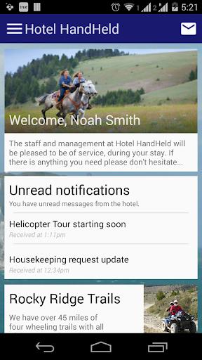 Hotel HandHeld