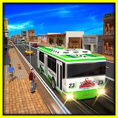 Crazy City Bus Driving 3D