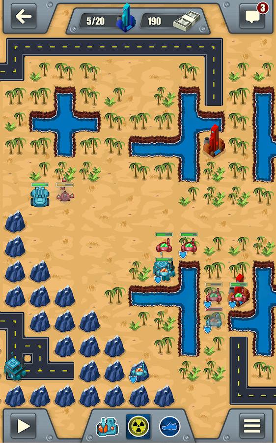 Steel Tactics - screenshot