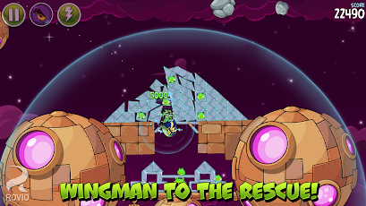 Angry Birds Space Premium Screenshot 37