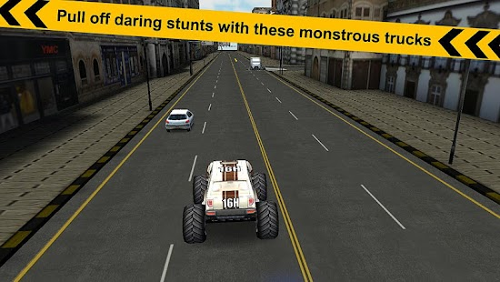 Crazy Monster Truck - Escape - screenshot thumbnail