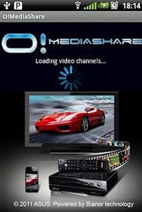 O!MediaShare - screenshot thumbnail