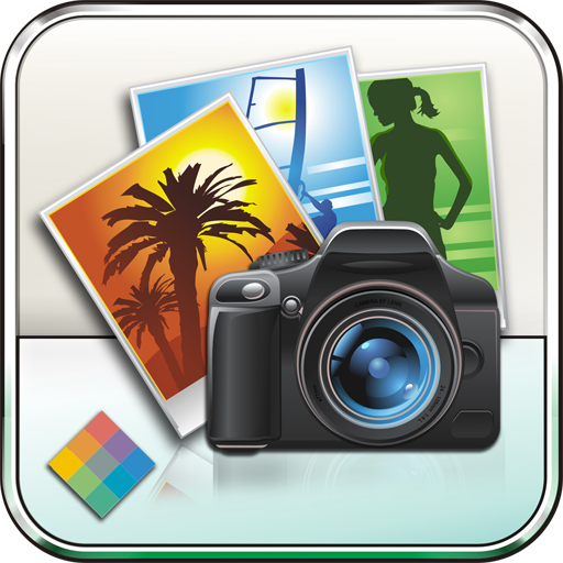 Polaroid Photo Browser 攝影 App LOGO-APP開箱王