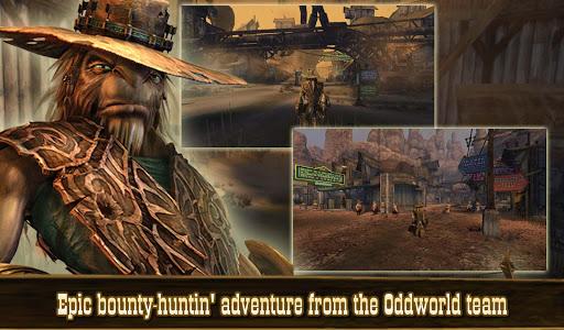لعبة Oddworld: Stranger's Wrath v1.0.6a لجوالات الاندرويد