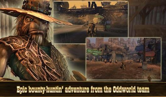 Oddworld: Stranger's Wrath 1.0.6a Apk