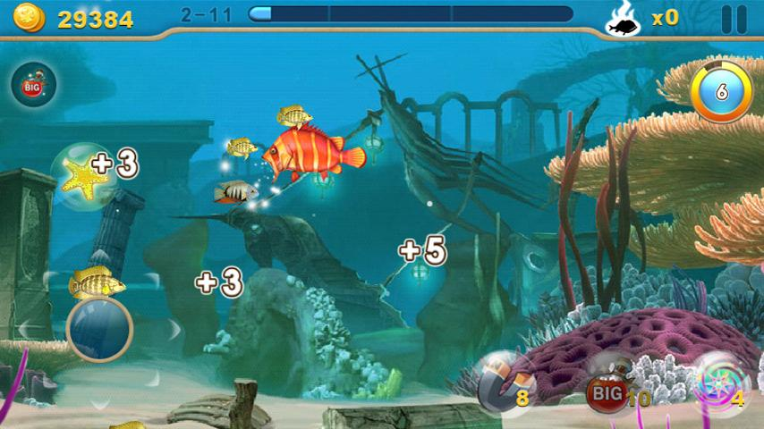 Fish Predator - screenshot