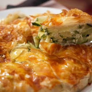 Italian Savory Pie. Antipasto di Torte salate.