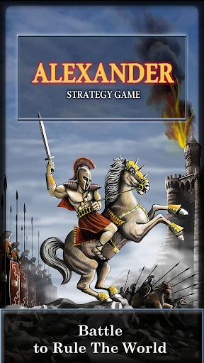Alexander - 策略游戏 MMO RTS