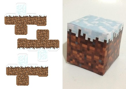 Minecraft papercraft how to make a really cool papercraft of minecraft