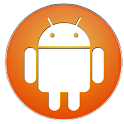 Circons Orange Icon Pack icon