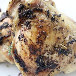 Tapenade Baked Chicken