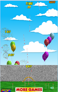 Exploding Balloons- screenshot thumbnail