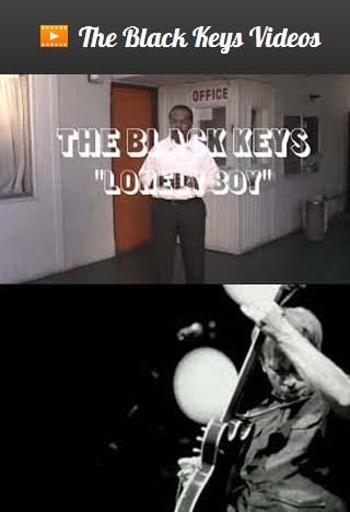 The Black Keys Videos - screenshot