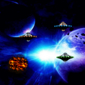 Alien Attack! LWP FREE icon