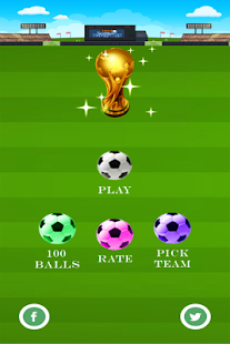 100 Worldcup Footballs