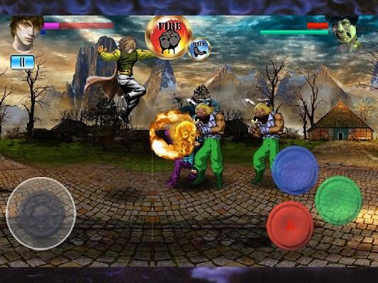 Final Fight Fantasy - screenshot