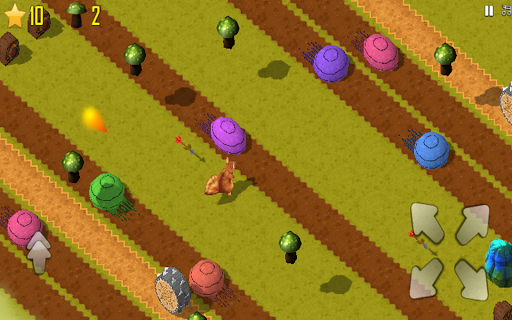 Crossy Mayan Forest