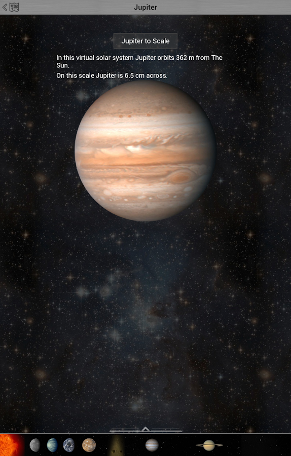 store available solar system model - photo #30