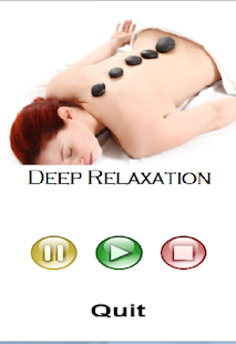 Deep Relaxation Hypnosis 3.0- screenshot thumbnail