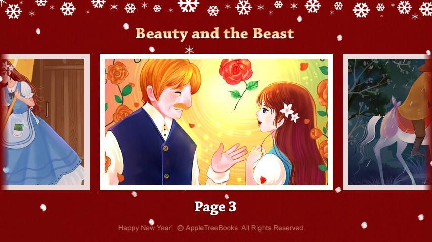 Beauty and the Beast - screenshot