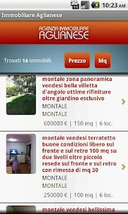 Immobiliare Aglianese - screenshot thumbnail