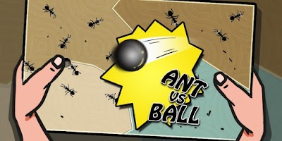 Screenshot of Ant vs Ball