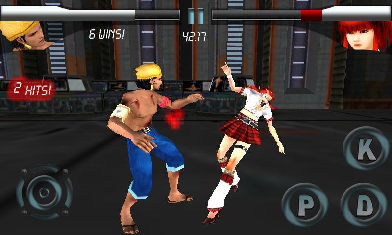 Further Beyond Fighting - screenshot